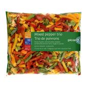 Picard Sliced Mixed Peppers Frozen