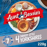 Aunt Bessie's Carvery Yorkshire Pudding