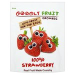 Googly Fruit Organic Freeze Dried Strawberry Slices