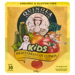 Quinola Kids Organic Mediterranean Ready to Eat Quinoa