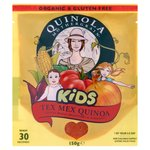 Quinola Kids Organic Tex Mex Ready to Eat Quinoa