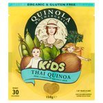 Quinola Kids Organic Thai Ready to Eat Quinoa