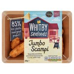 Whitby Seafoods Chilled Jumbo Wholetail Scampi