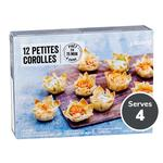 Picard 12 Filled Pastry Crowns Frozen