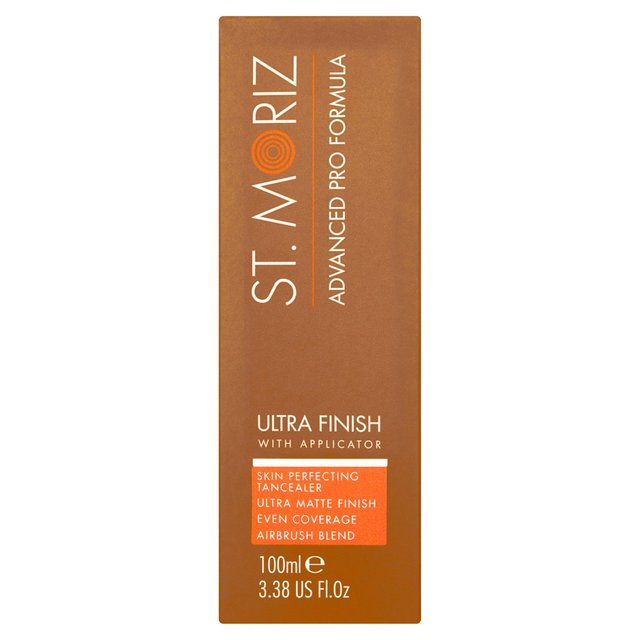St Moriz Advance Pro Ultra Finish