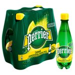 Perrier Sparkling Lemon Natural Mineral Water
