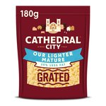 Cathedral City Lighter Grated Cheese