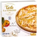 Picard Apple Tart A La Normande Frozen