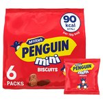 McVitie's Penguin Mini Biscuits