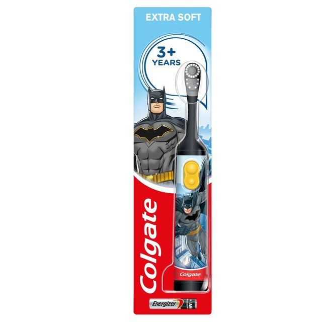 Colgate Spiderman Battery Toothbrush