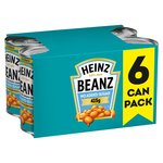 Heinz Beanz No Added Sugar