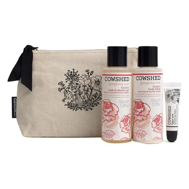 Cowshed Gorgeous Cow Rose Gift Set