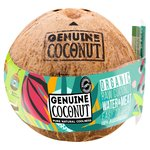 Genuine Coconut - Raw Organic Coconut Water