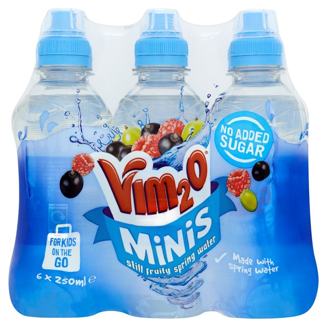 what is vimto made out of