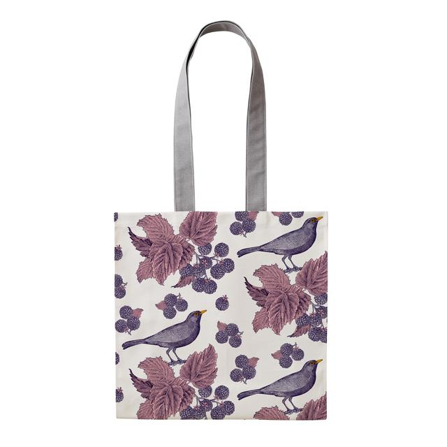 Thornback & Peel Blackbird & Bramble Tote Bag