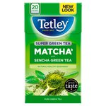 Tetley Super Green Matcha Pure Tea Bags
