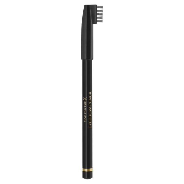 Max Factor Eye Brow Pencil, Ebony 001