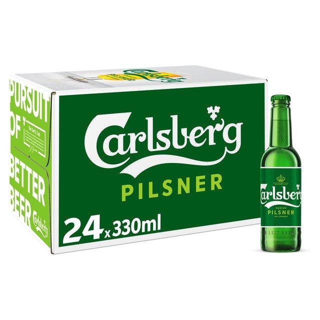 Carlsberg Danish Pilsner   Ocado