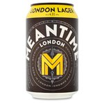 Meantime London Lager Can
