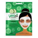 Yes To Cucumbers Calming Sheet Face Mask 20ml