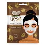 Yes To Coconut Ultra Hydrating Sheet Face Mask 20ml