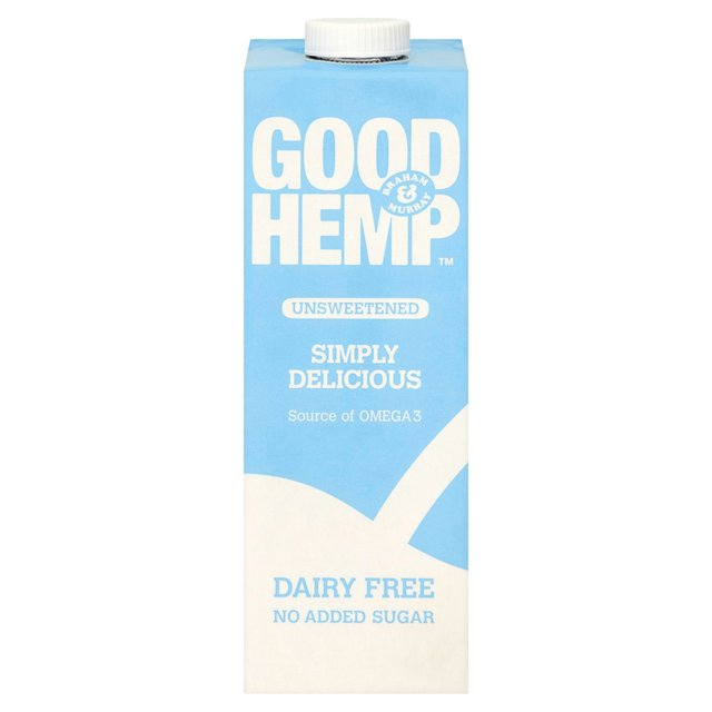 Good Hemp Milk Unsweetened