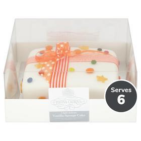 Birthday Celebration Cakes from Ocado Shop