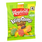 Maynards Bassetts Tangy Winegum