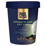 Paul Hollywood Key Lime Pie Ice Cream