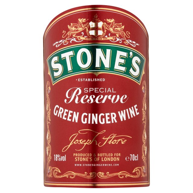 It's just an image of Fabulous Stones Ginger Wine Red Label