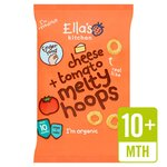 Ella's Kitchen Organic Cheese & Tomato Melty Hoops