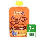 Ella's Kitchen Organic Chilli Con Carne with Rice