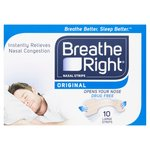 Breathe Right Natural Tan Nasal Strips