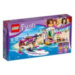 LEGO Friends Andreas Speedboat Transporter 41316, 6yrs+