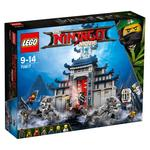 LEGO Ninjago Temple of the Ultimate Ultimate Weapon, 9yrs+