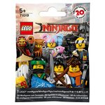 LEGO Ninjago Movie Minifigures 71019
