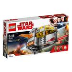 LEGO Star Wars The Last Jedi Resistance Transport Pod 75176, 8yrs+