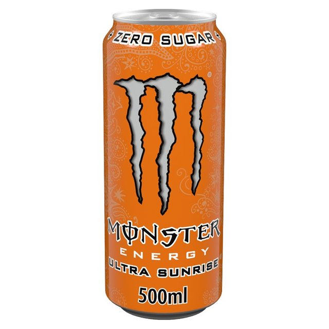 Lowest Sugar Energy Drink