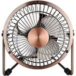 Status Antique Metal USB Desk Fan