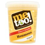 Me Too! Foods Original Houmous