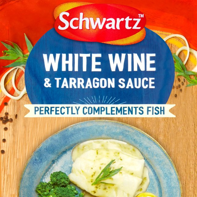 recipe: tarragon sauce for fish [19]