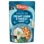 Schwartz Creamy Lemon & Parsley Sauce for Fish