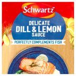 Schwartz Delicate Dill & Lemon Sauce for Fish