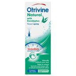 Otrivine Natural with Eucalyptus Nasal Spray