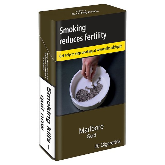 marlboro gold 10 x 20 per pack from ocado
