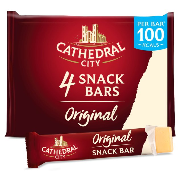 Cathedral City Snack Bar Mature Cheese
