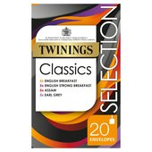 Twinings Speciality Tea Bags Selection Pack