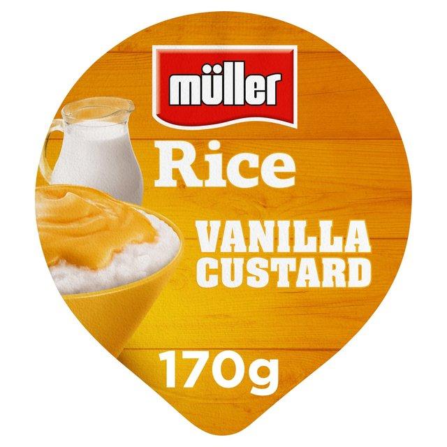 Calories in vanilla custard