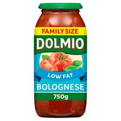 Dolmio Bolognese Low Fat Pasta Sauce