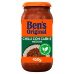 Uncle Ben's Chilli Con Carne Medium Sauce